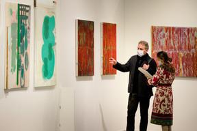 Michael Kravagna (à gauche) ((Photo: Nader Ghavami/Maison Moderne))