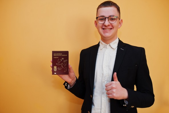 Over 30000 people received the Luxembourg passport over a span of ten years. Luxembourg is among the most desirable citizenships to have. Copyright (c) 2021 AS photostudio/Shutterstock.  No use without permission.
