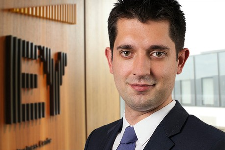Romain Swertvaeger, Senior Manager, EY Luxembourg  ( EY Luxembourg )