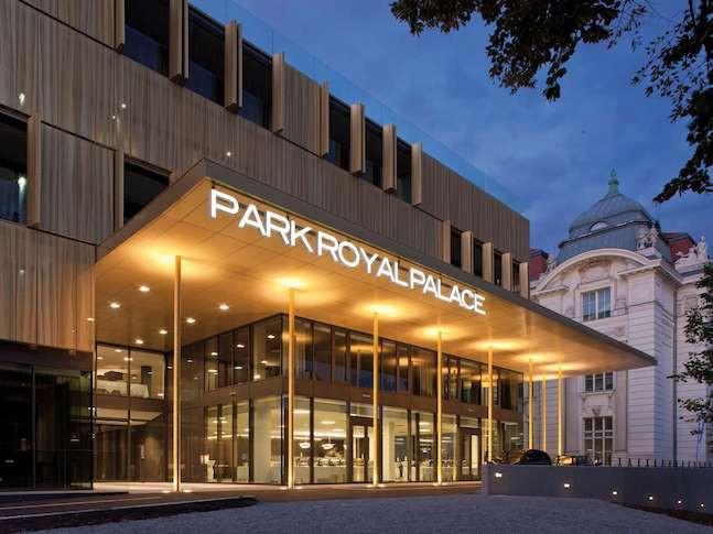 Le Radisson Blu Park Royal Palace Hotel n'est plus «luxembourgeois» mais suisse. (Photo: Radisson Blu)