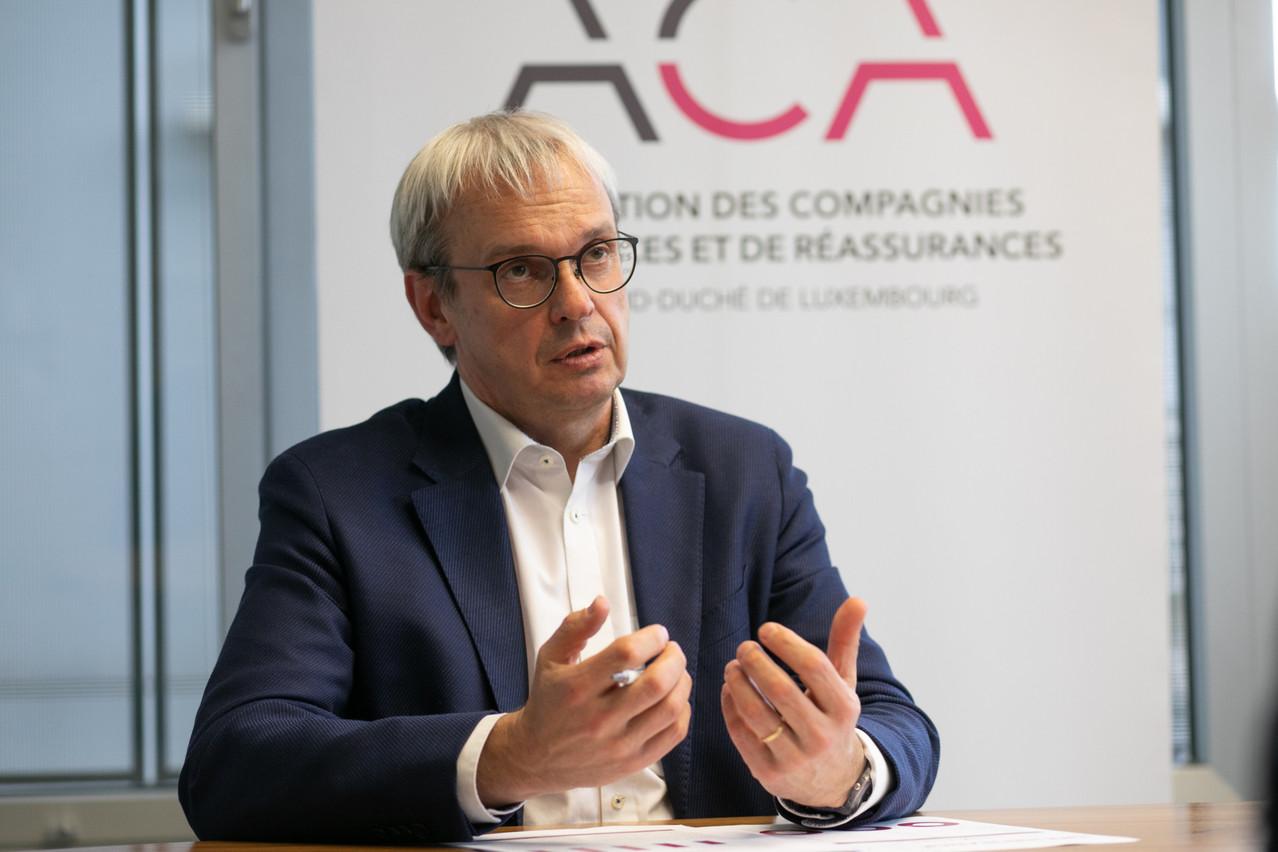 Marc Hengen est administrateur délégué de l'ACA depuis mars 2013. (Photo: Matic Zorman/Maison Moderne)