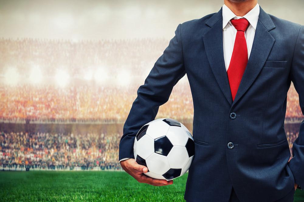 On va vous parler des business qui sont au cœur du monde du football. (Photo: Shutterstock)