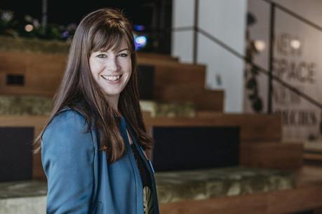 Claudine Bettendroffer: «Le Paperjam Club est pour nous un véritable outil de travail qui nous donne une certaine visibilité.» (Photo: Silversquare)