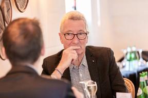 Didier T'Kint (BFED) ((Photo: Julian Pierrot / Maison Moderne))