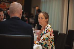 Hélène Samain (YOURS - Business & Family Advisory) ((Photo: Marc Blasius, Léo Biewer/Maison Moderne))
