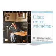 Interview d'Isabelle Lentz, Brasserie Nationale. ((Photo: Maison Moderne / Gaël Lesure))