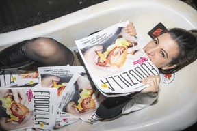 Soirée de lancement dunouveau journal Paperjam Foodzilla. ((Photo: Jan Hanrion/Maison Moderne))