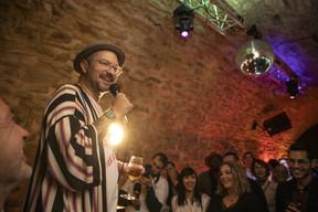 Fabien Rodrigues, journaliste. ((Photo: Jan Hanrion/Maison Moderne))