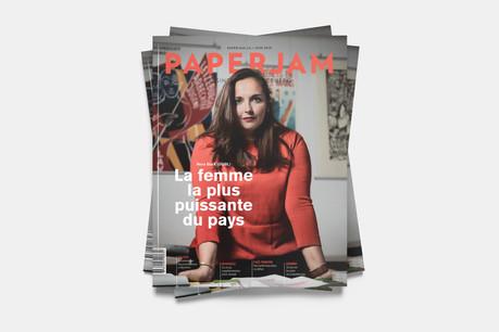 En couverture de ce numéro de juin de Paperjam, Nora Back, future présidente de la Chambre des salariés et de l'OGBL. (Photo:Maison Moderne)