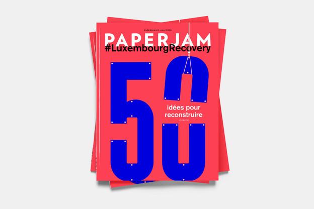 L'édition de mai est disponible en version digitale. (Photo: Maison Moderne)