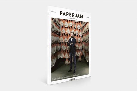 Le tout nouveau Paperjam fait la part belle aux Conversations avec les entrepreneurs et décideurs du pays. (Photo: Maison Moderne)