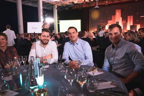 Alex Donnersbach (CSJ), Jan Paffenholz (Banque de Luxembourg), Nicolas Hentgen (Haltra) (Photo: Simon Verjus/Maison Moderne)