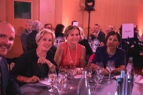 Isabelle Weill (SC I& CW) à droite (Photo: Simon Verjus/Maison Moderne)