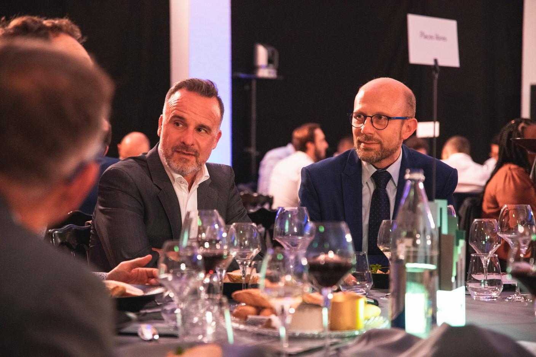 Paperjam Real Estate Seated Dinner - 30.09.2021 (Photo: Simon Verjus/Maison Moderne)