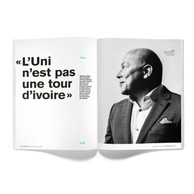 Interview de Stéphane Pallage, recteur de l'Uni ((Photo: Gael Lesure pour Maison Moderne))