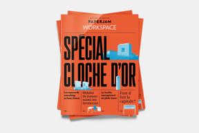 Paperjam Plus Workspace, spécial Cloche d'Or ((Photo: Maison Moderne))