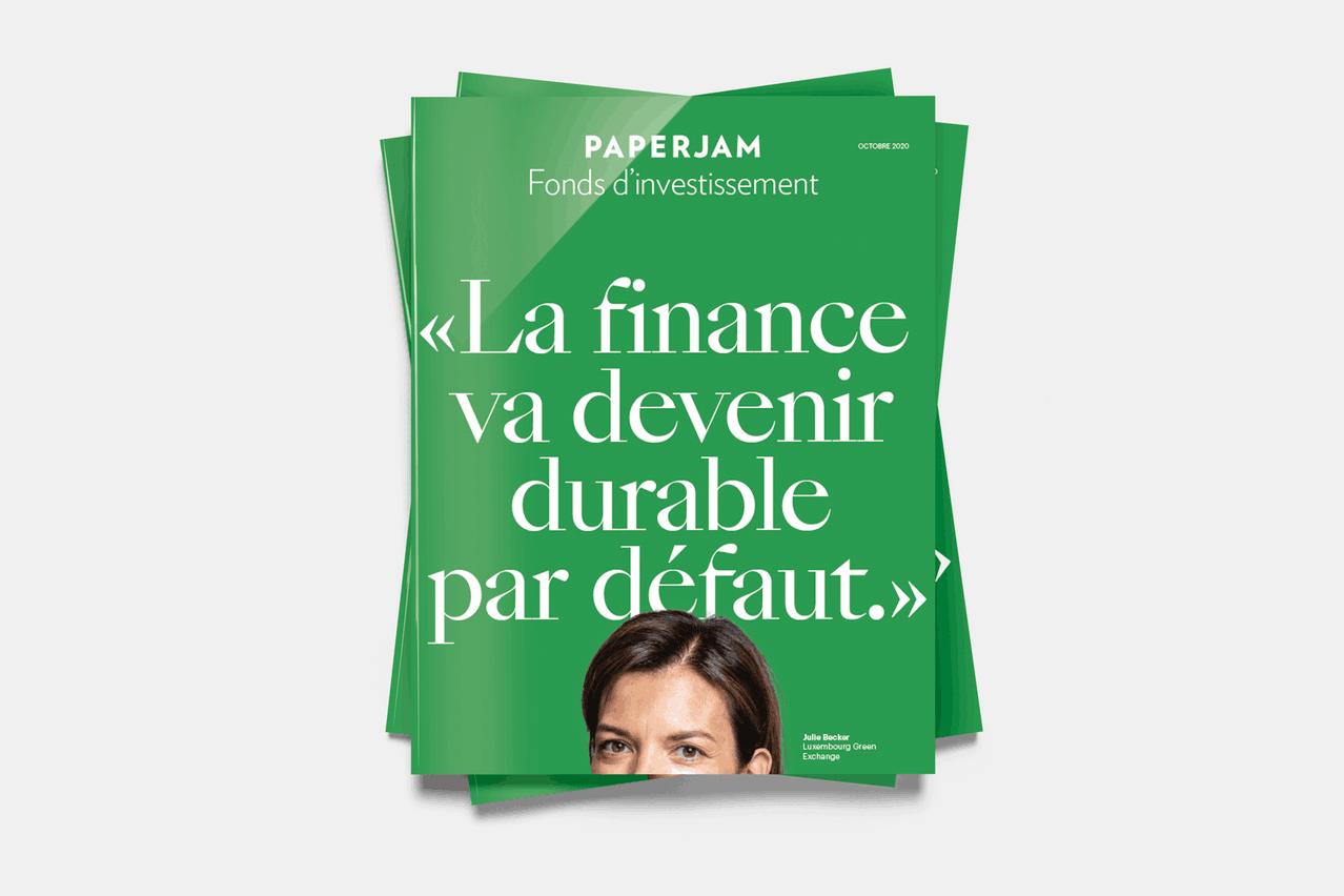 Outils complémentaires pour évaluer les fonds, les critères ESG sont en passe de devenir des standards incontournables pour une place financière comme le Luxembourg. (Photo: Maison Moderne)