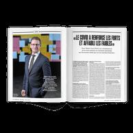 Interview avec Olivier Carré (PwC). ((Photo: Maison Moderne))