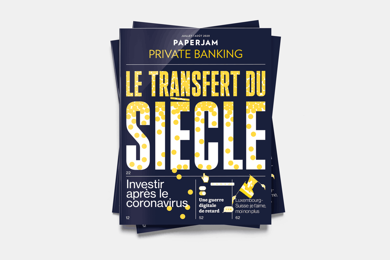 Paperjam Private banking (Photo: Maison Moderne)