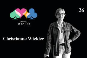 Christianne Wickler, 26e du Paperjam Top 100 2020. ((Illustration: Maison Moderne))