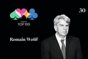 Romain Wolff, 30e du Paperjam Top 100 2020. ((Illustration: Maison Moderne))