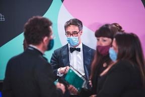 Julien Delpy (directeur du Paperjam Club) ((Photo: Simon Verjus/Maison Moderne))