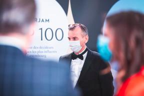 Jim Kent (co-host de la soirée, Maison Moderne) ((Photo: Simon Verjus/Maison Moderne))