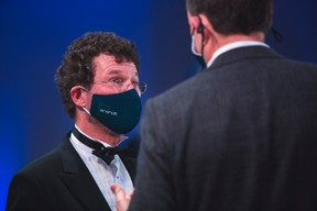 Philippe Dupont (Chairman et partner, Arendt & Medernach), 9e du Paperjam Top 100. ((Photo: Simon Verjus/Maison Moderne))