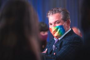 John Parkhouse (CEO de PwC Luxembourg) ((Photo: Simon Verjus/Maison Moderne))