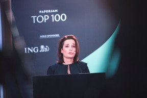Françoise Kuth (Beiler François Fritsch), membre du jury. ((Photo: Simon Verjus/Maison Moderne))