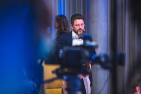 Nicolas Henckes (directeur de la CLC), membre du jury. ((Photo: Simon Verjus/Maison Moderne))