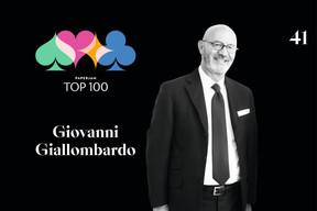 Giovanni Giallombardo, 41e du Paperjam Top 100. ((Illustration: Maison Moderne))