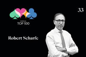 Robert Scharfe, 33e du Paperjam Top 100 2020. ((Illustration: Maison Moderne))