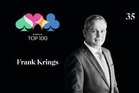 Frank Krings, 35e du Paperjam Top 100 2020. ((Illustration: Maison Moderne))