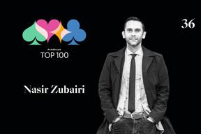 Nasir Zubairi, 36e du Paperjam Top 100 2020. ((Illustration: Maison Moderne))