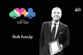 Bob Kneip, 40e du Paperjam Top 100 2020. ((Illustration: Maison Moderne))