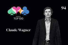 Claude Wagner, 94e du Paperjam Top 100 2020. ((Illustration: Maison Moderne))