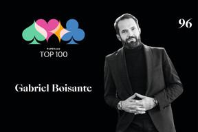Gabriel Boisante, 96e du Paperjam Top 100 2020. ((Illustration: Maison Moderne))