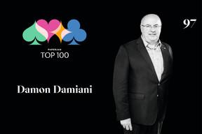 Damon Damiani, 97e du Paperjam Top 100 2020. ((Illustration: Maison Moderne))