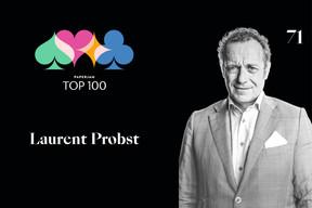 Laurent Probst, 71e du Paperjam Top 100 2020. ((Illustration: Maison Moderne))