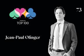 Jean-Paul Olinger, 73e du Paperjam Top 100 2020. ((Illustration: Maison Moderne))