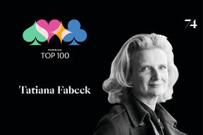 Tatiana Fabeck, 74e du Paperjam Top 100 2020. ((Illustration: Maison Moderne))