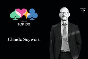 Claude Seywert, 75e du Paperjam Top 100 2020. ((Illustration: Maison Moderne))