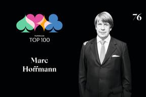 Marc Hoffmann, 76e du Paperjam Top 100 2020. ((Illustration: Maison Moderne))