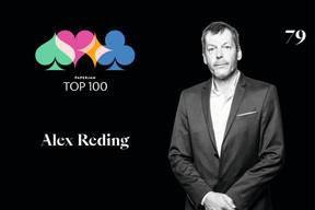 Alex Reding, 79e du Paperjam Top 100 2020. ((Illustration: Maison Moderne))