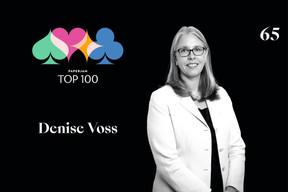 Denise Voss,65e duPaperjam Top 100. ((Illustration: Maison Moderne))