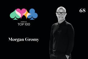 Morgan Gromy,68e duPaperjam Top 100. ((Illustration: Maison Moderne))