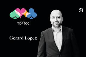 Gerard Lopez, 51e du Paperjam Top 100. ((Illustration: Maison Moderne))