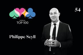 Philippe Seyll, 54e du Paperjam Top 100. ((Illustration: Maison Moderne))