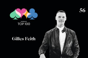 Gilles Feith, 56e du Paperjam Top 100. ((Illustration: Maison Moderne))